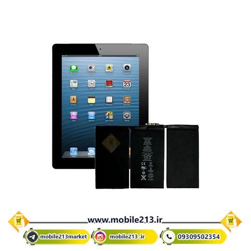 باتری اصلی اپل آیپد Apple iPad 3