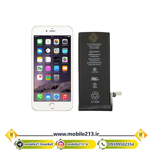 باتری اصلی آیفون iPhone 6