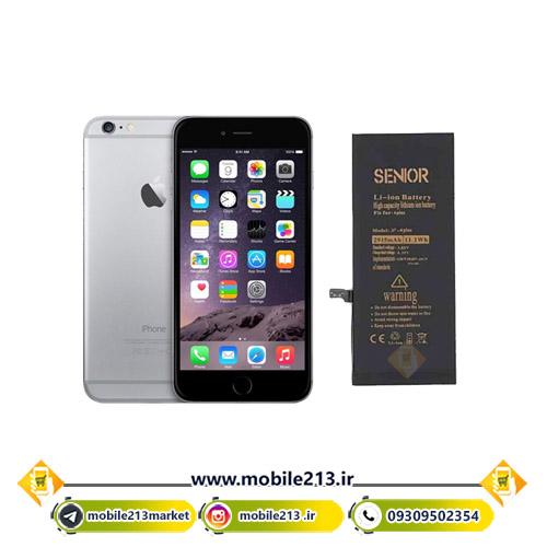 باتری اصلی آیفون iPhone 6 Plus