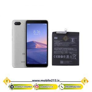 باتری Xiaomi Redmi 6/6A