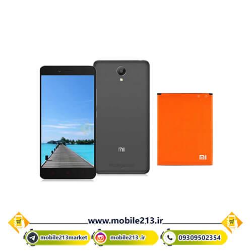 باتری Xiaomi Redmi Note 2